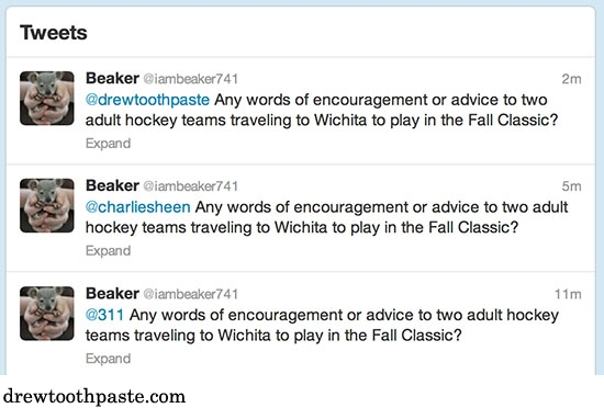 Hockey Advice
